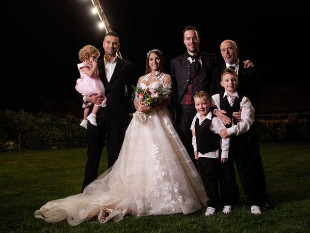Il matrimonio di Fabio e Denise a Parma, Parma 334