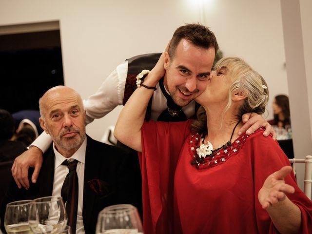 Il matrimonio di Fabio e Denise a Parma, Parma 344