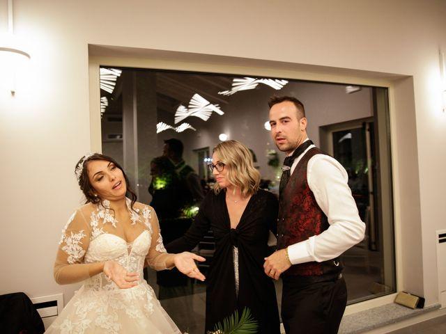 Il matrimonio di Fabio e Denise a Parma, Parma 352