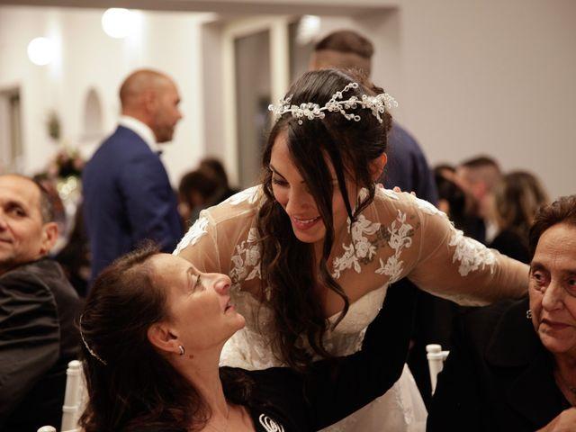 Il matrimonio di Fabio e Denise a Parma, Parma 368