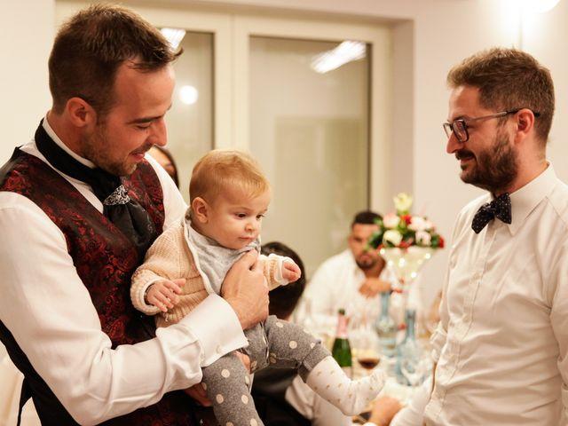 Il matrimonio di Fabio e Denise a Parma, Parma 370