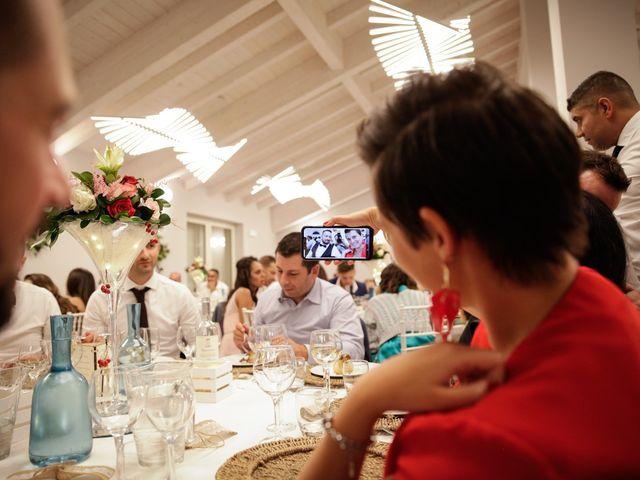 Il matrimonio di Fabio e Denise a Parma, Parma 373