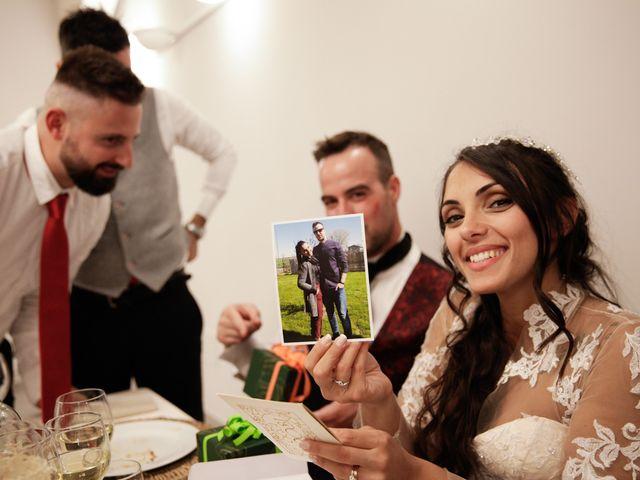 Il matrimonio di Fabio e Denise a Parma, Parma 377
