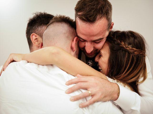 Il matrimonio di Fabio e Denise a Parma, Parma 385