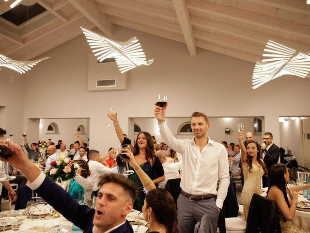 Il matrimonio di Fabio e Denise a Parma, Parma 388
