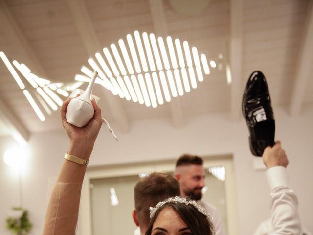 Il matrimonio di Fabio e Denise a Parma, Parma 394