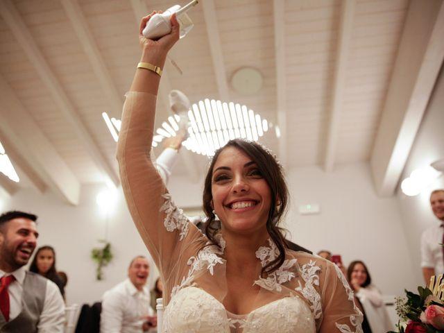 Il matrimonio di Fabio e Denise a Parma, Parma 395