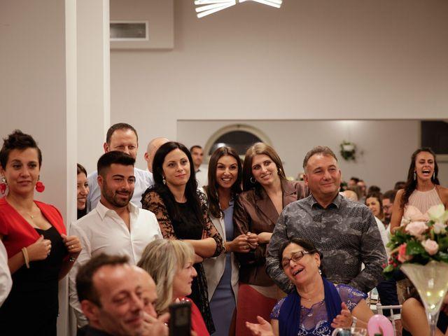 Il matrimonio di Fabio e Denise a Parma, Parma 396