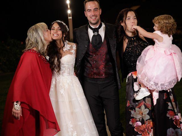 Il matrimonio di Fabio e Denise a Parma, Parma 399