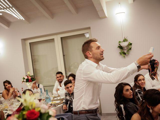 Il matrimonio di Fabio e Denise a Parma, Parma 427