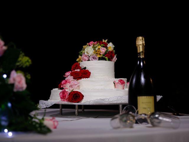 Il matrimonio di Fabio e Denise a Parma, Parma 451