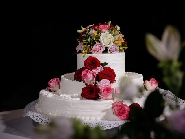 Il matrimonio di Fabio e Denise a Parma, Parma 452