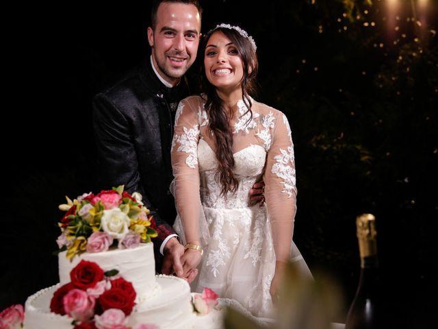 Il matrimonio di Fabio e Denise a Parma, Parma 459