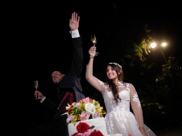 Il matrimonio di Fabio e Denise a Parma, Parma 465