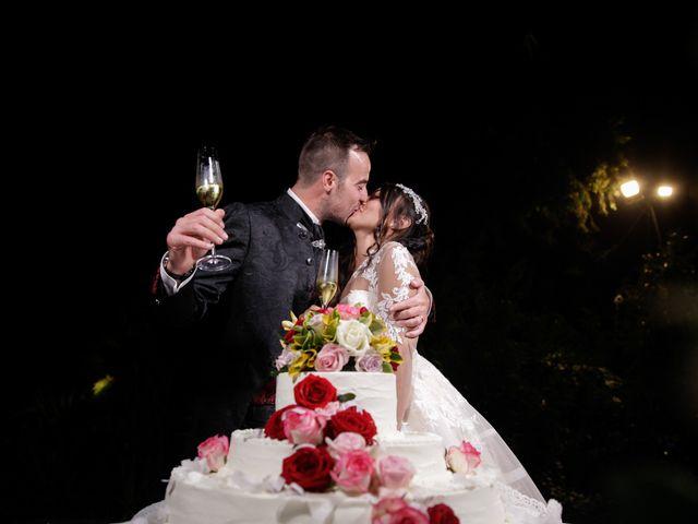 Il matrimonio di Fabio e Denise a Parma, Parma 467