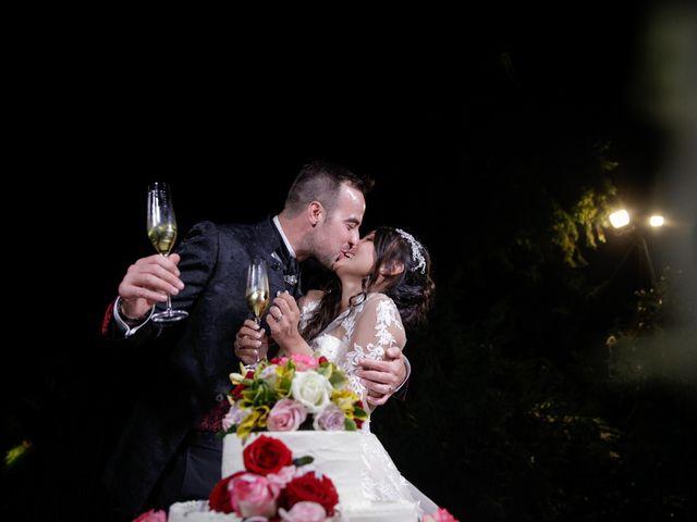 Il matrimonio di Fabio e Denise a Parma, Parma 468