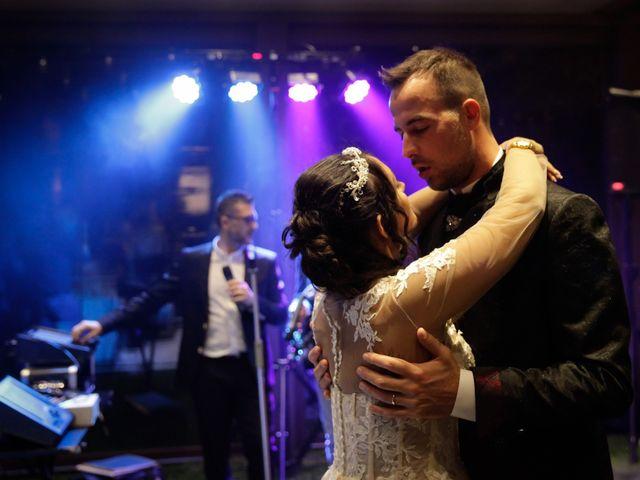 Il matrimonio di Fabio e Denise a Parma, Parma 485