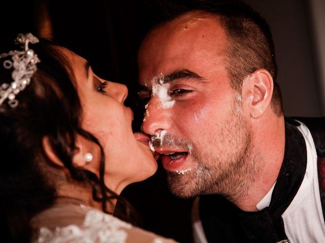 Il matrimonio di Fabio e Denise a Parma, Parma 544