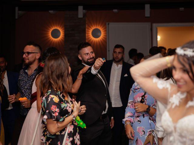 Il matrimonio di Fabio e Denise a Parma, Parma 551