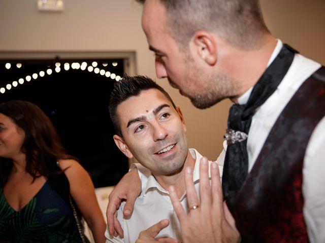 Il matrimonio di Fabio e Denise a Parma, Parma 553