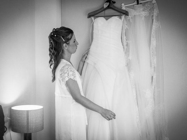 Il matrimonio di Andrea e Andreea a San Gimignano, Siena 9