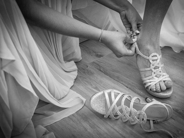 Il matrimonio di Andrea e Andreea a San Gimignano, Siena 11