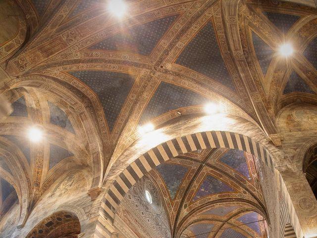Il matrimonio di Andrea e Andreea a San Gimignano, Siena 15