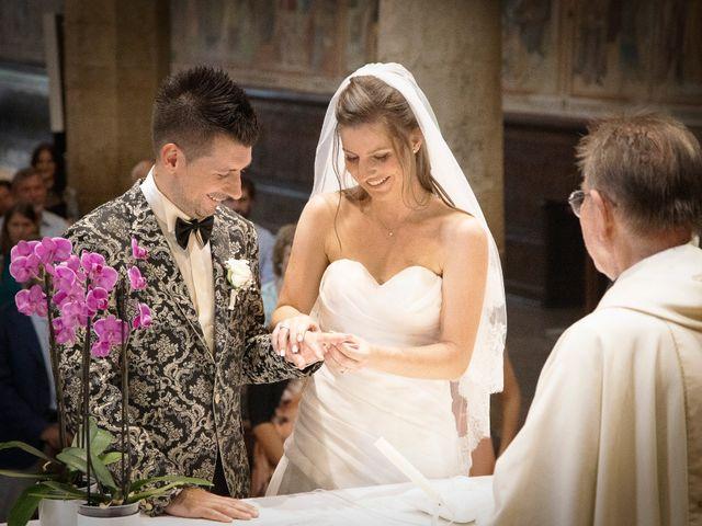 Il matrimonio di Andrea e Andreea a San Gimignano, Siena 18