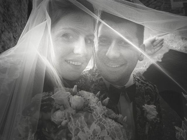 Il matrimonio di Andrea e Andreea a San Gimignano, Siena 1