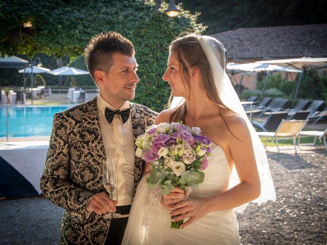 Il matrimonio di Andrea e Andreea a San Gimignano, Siena 25