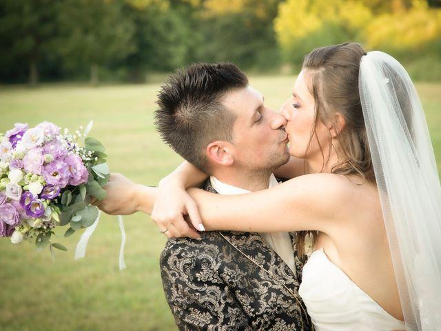 Il matrimonio di Andrea e Andreea a San Gimignano, Siena 27