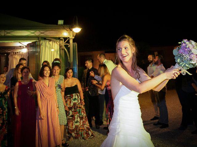 Il matrimonio di Andrea e Andreea a San Gimignano, Siena 32