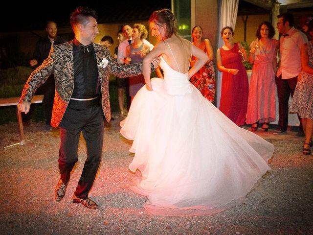 Il matrimonio di Andrea e Andreea a San Gimignano, Siena 34
