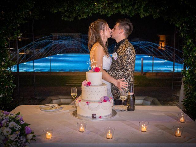 Il matrimonio di Andrea e Andreea a San Gimignano, Siena 35