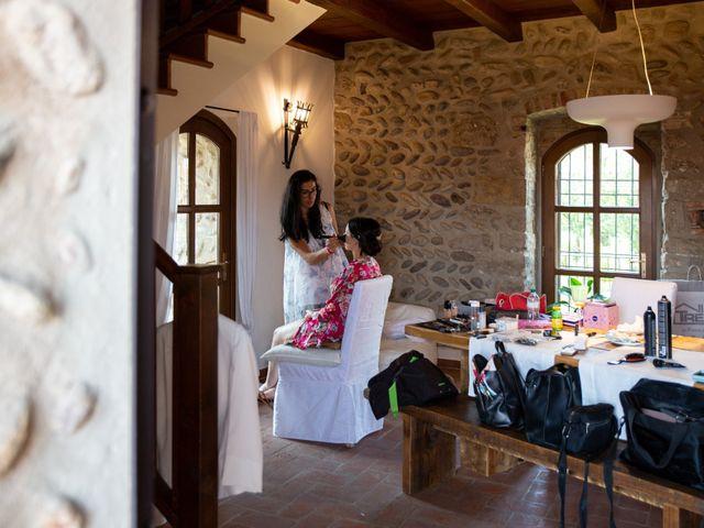 Il matrimonio di Jorge e Claudia a Filago, Bergamo 1