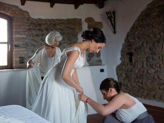 Il matrimonio di Jorge e Claudia a Filago, Bergamo 7