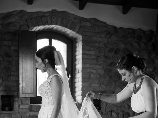 Il matrimonio di Jorge e Claudia a Filago, Bergamo 10
