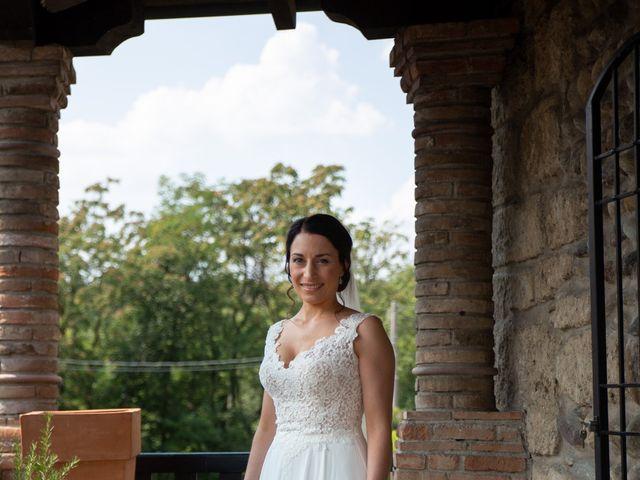 Il matrimonio di Jorge e Claudia a Filago, Bergamo 15
