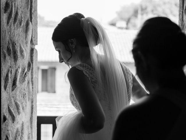 Il matrimonio di Jorge e Claudia a Filago, Bergamo 16