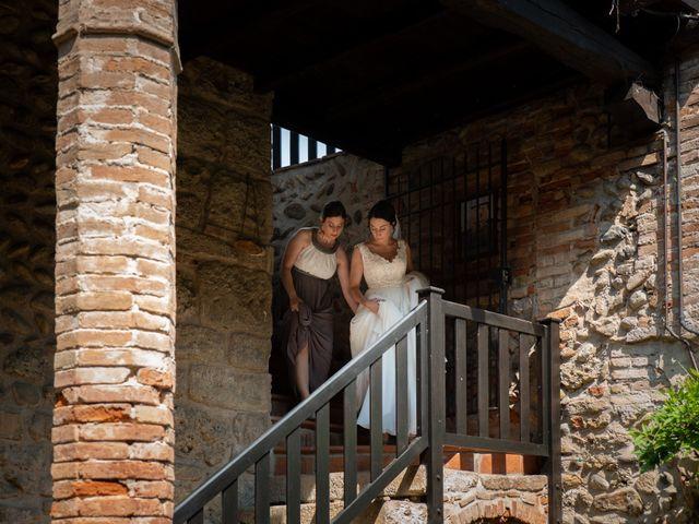 Il matrimonio di Jorge e Claudia a Filago, Bergamo 17