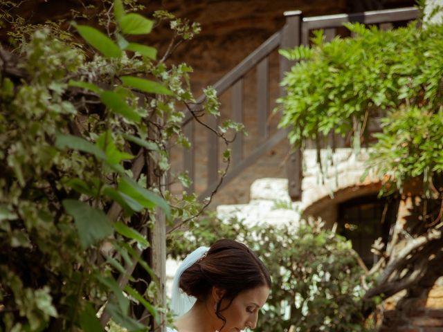 Il matrimonio di Jorge e Claudia a Filago, Bergamo 19