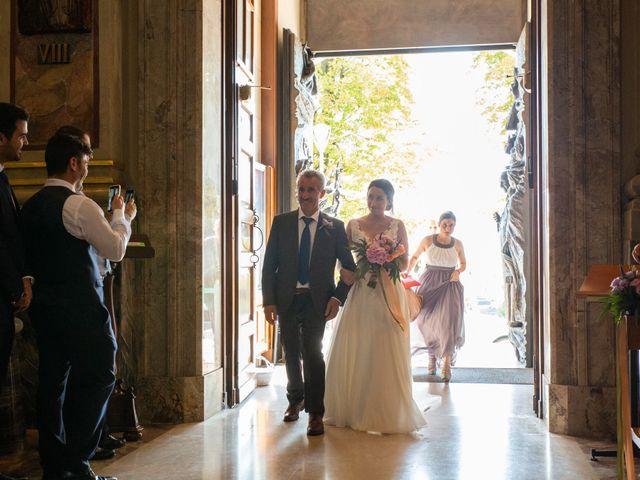 Il matrimonio di Jorge e Claudia a Filago, Bergamo 20