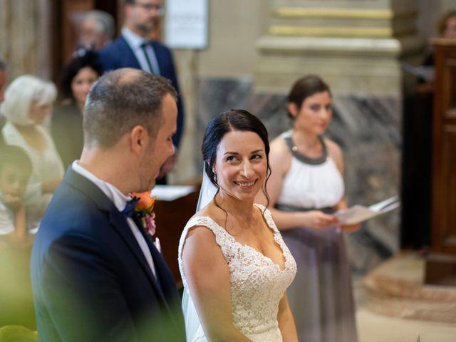 Il matrimonio di Jorge e Claudia a Filago, Bergamo 22