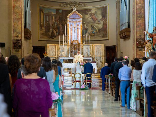 Il matrimonio di Jorge e Claudia a Filago, Bergamo 23
