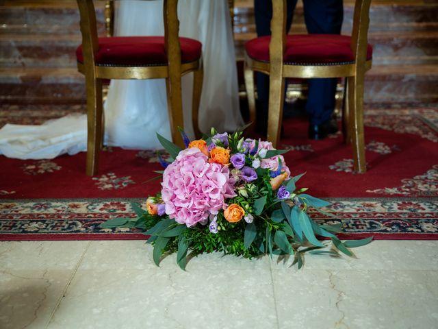 Il matrimonio di Jorge e Claudia a Filago, Bergamo 25