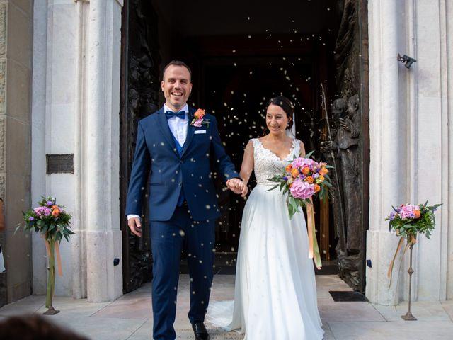 Il matrimonio di Jorge e Claudia a Filago, Bergamo 27
