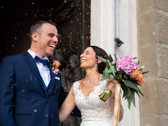 Il matrimonio di Jorge e Claudia a Filago, Bergamo 28