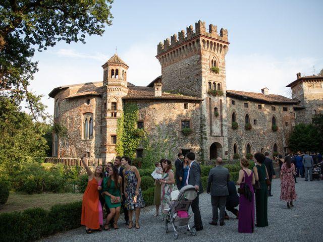 Il matrimonio di Jorge e Claudia a Filago, Bergamo 33