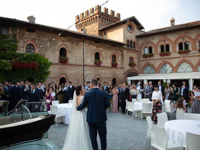 Il matrimonio di Jorge e Claudia a Filago, Bergamo 36
