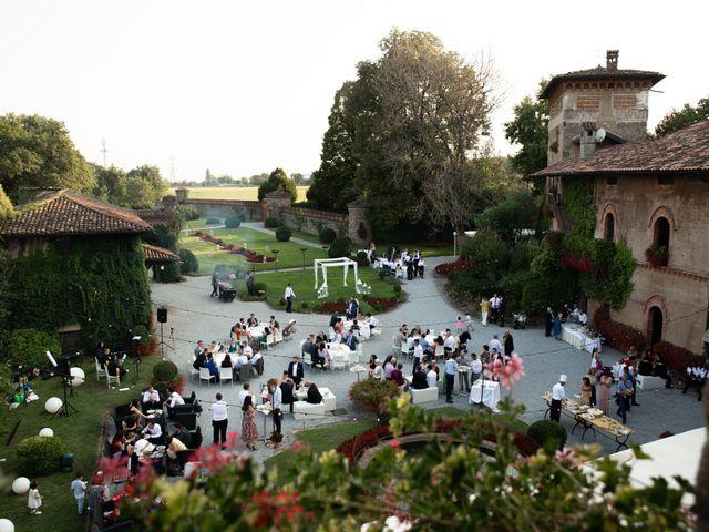 Il matrimonio di Jorge e Claudia a Filago, Bergamo 43